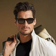 David Gandy for Marks and Spencer @marksandspencer Spring 2015 Collection hair by Larry King | photo by Blair Getz Mezibov Photography
