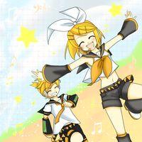 Rin Rin Signal -Rin and Len- by Na-Nami