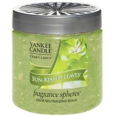 YANKEE CANDLE Autumn Leaves Candle