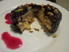 FORNELLI IN FIAMME: CAKE WITH PISTACHIOS AND PEARS (RECETTE AUSSI EN FRANCAIS) - Tortino con pistacchio e pere