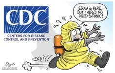 CDC | Aug/6/14 Cartoon by Tom Stiglich -