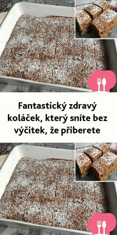 Sweets Cake, Food Art, Clean Eating, Brunch, Food And Drink, Low Carb, Yummy Food, Snacks, Meals