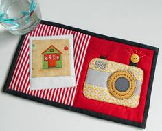 Hints and tips on photographing your quilt projects.