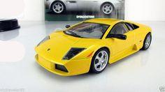 "LAMBORGHINI MURCIELAGO 1:43 Altaya ""Supercar"" model and magazine  #ISTDeagostini #Lamborghini"