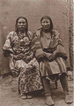 Rôles de genre : Ce n'est que lorsque les Européens ont envahi l'Amérique du Nord que les amérindiens ont adopté les idées de rôles de genre. Pour les