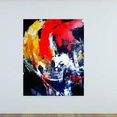 painting by OMAR [omarte gallery / Omar Hammouda] Far Away, Adventure, Gallery, Painting, Art, Roof Rack, Painting Art, Paintings, Kunst