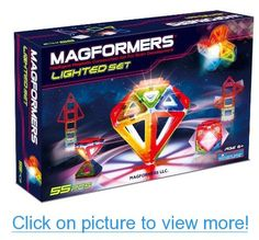 Magformers Lighted Set #Magformers #Lighted #Set