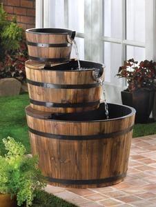 1000 Images About Wine Barrel Ponds On Pinterest Wine