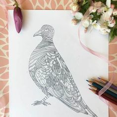MOTHER'S DAY COLORING PAGE ROUND-UP — Pam Ash Designs