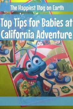 Babies | Disneyland | California Adventure | Travel | Family