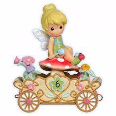 Precious Moments Disney Birthday Parade Age 6 - Ria's Hallmark & Jewelry Boutique
