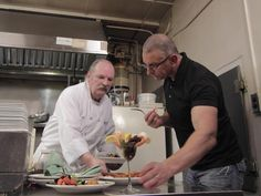FN Dish revisits Benner Street, the restaurant featured on last night's episode of #RestaurantImpossible.