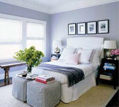 Wall Colour   Bedroom Design