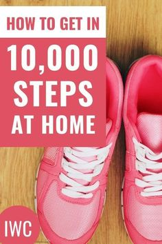 How to reach 10,000 daily steps at home.  9 ways to increase your step count from home. Step Workout, Boxing Workout, Senior Fitness, Group Fitness, Fun Workouts, At Home Workouts, Get Healthy, Healthy Habits, Healthy Foods