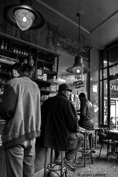 au comptoir de la fourmi, Paris // Gerard Laurent