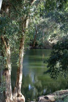 Río Jordan, Gran Valle del Rift.