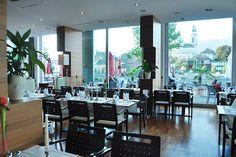 Restaurant im RAMADA Hotel Solothurn