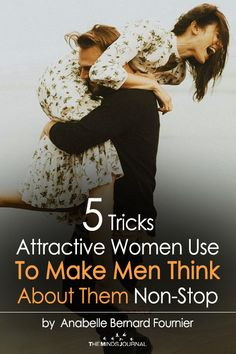 5 Tricks Attractive Women Use To Make Men Think About Them Non-Stop - How to look seductive - Best Relationship Advice, Relationship Coach, Marriage Advice, Scorpio Men, Leo Men, Virgo, How To Look Attractive, Attractive People, Attraction Facts
