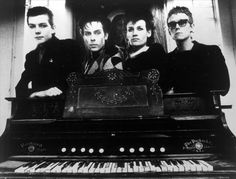 Bauhaus, Black Magick & Benediction: An interview w/ Bauhaus and Love & Rockets bassist David J, whose book pulls back the curtain on the Goth-Rock legends. Music Is Life, My Music, Music Notes, Rock Music, Bauhaus Band, Documentary Now, Love And Rockets, Siouxsie & The Banshees, Who Book