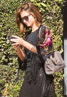 Jenna in Hollywood - November 2nd 2014