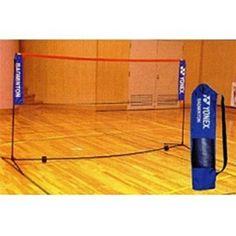 Mini Portable Badminton Recreational Net System