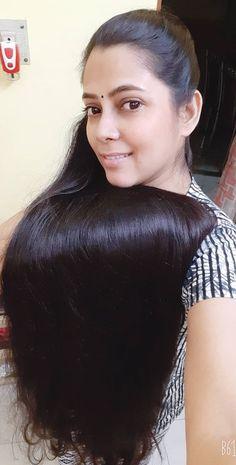 Bun Hairstyles For Long Hair, Braids For Long Hair, Indian Hairstyles, Girl Hairstyles, Braided Hairstyles, Short Hair, Indian Hair Cuts, Indian Long Hair Braid, Shot Hair Styles