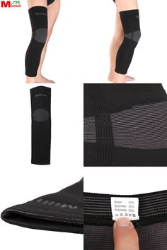 Sports Safety Conscientious 1pcs Outdoor Sports Leg Sleeve Support Brace Knee Pads Kneepad Adjustable Running Bandage Compression Support Protect Wrap Thigh Matching In Colour Sports & Entertainment