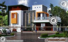 Plan for House Construction 70+ Best 2 Storey House Plans New Designs
