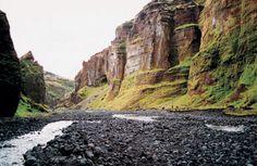 Thorsmork, Iceland
