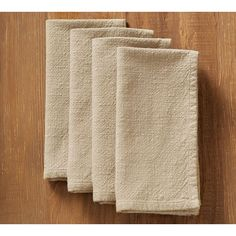 Pottery Barn Cotton Casual Napkin ($20) ❤ liked on Polyvore featuring home, kitchen & dining, table linens, cotton table napkins, cotton napkins, pottery barn table linens, cotton table linens and colorful napkins