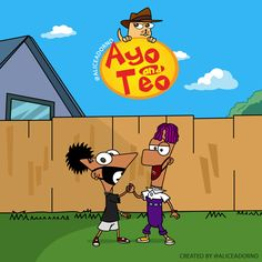 Ayo and Teo - versão Fineas e Ferb #ayoandteo #ayobowles #mateobowles #reversebrothers #ogleloo #shmateo #rolex #rap #art #fanart #designergrafico #graphicdesigner #design #artwork #digitalart #rapper #dance #dancer #illustrator #illustration #sketchbook #sketch