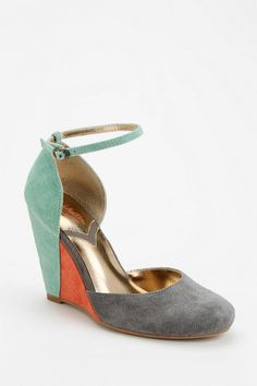 Seychelles Fight Fire With Fire Platform Wedge-Urban Outfitters