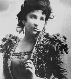 Dame Nellie Melba. Born Helen Mitchell in Melbourne, Australia (she took her stage name from the city), she rose to become a fixture at London's Covent Garden and other great international houses for three-plus decades until her retirement in 1926
