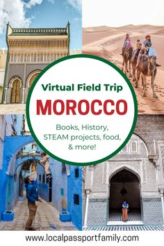 Virtual Museum Tours, Virtual Tour, Animal Activities For Kids, Learning Activities, Movement Activities, Surf, Visit Morocco, Virtual Field Trips, Virtual Travel