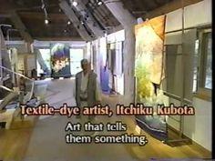 Kimono As Art - Itchiku Kubota 1/3
