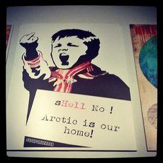 #HellNo! #SuohopanTerror #ArcticisourHome