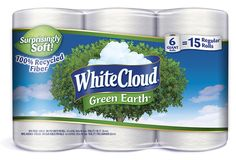 Thanks to White Cloud®, green is now within reach.