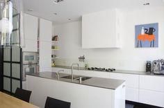 Keukenblad van dtile keuken