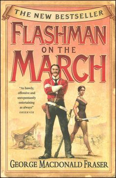 """""""As I said to Speedicut, it's hell in the diplomatic.""""  ― George MacDonald Fraser, Flashman on the March"""
