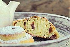 """Испанские булочки """"Ensaimadas"""" - рецепт с пошаговыми фото / Меню недели"""