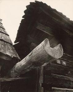 Martin Martinček: Detaily architektúry III.:1964 - 1970 Shepherds Hut, Romania, Folk Art, Nostalgia, 1970s, Images, Superhero, Photography, Fictional Characters