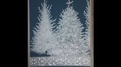 Stampin' Up! Christmas Card Idea- Lovely As A Tree - YouTube