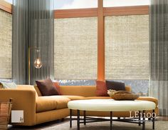 Installations Gallery | Hartmann&Forbes – Natural Windowcoverings, Wallcoverings and Textiles
