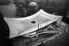 Clássicos da Arquitetura: Pavilhão de Bruxelas 1958 / Sérgio Bernardes