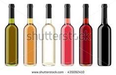 Image result for wine bottles design