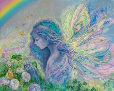 Lucky by Josephine Wall