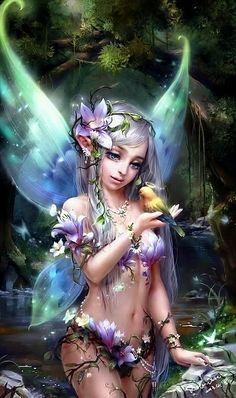 Fairy del Bosque