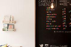 kid-friendly cafe branding