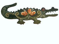 rosemal gator tattoo - Google Search