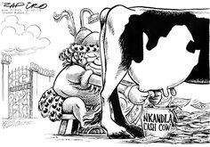 Keep on Milking the Nkandla Cash Cow by JZ